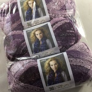 ❤️Final Price Sashay Yarn 3 pack